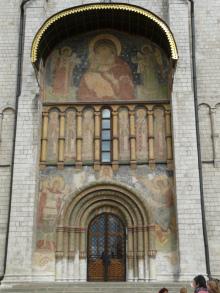 生涯学習!by Crazybowler-モスクワ ウスペンスキー聖堂