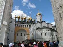 生涯学習!by Crazybowler-モスクワ ヴェルホスパッスキー聖堂