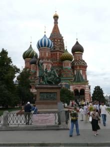 生涯学習!by Crazybowler-モスクワ 赤の広場