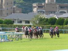 生涯学習!by Crazybowler-小倉競馬場 2010-08-01