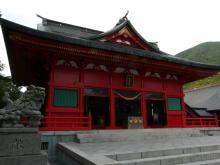 生涯学習!by Crazybowler-赤城神社(赤城山)
