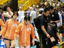 生涯学習!by Crazybowler-2010世界バレー 2010/11/10