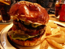 生涯学習!by Crazybowler-The Great Burger