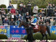 生涯学習!by Crazybowler-中山競馬場 2011/1/23