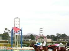生涯学習!by Crazybowler-中山競馬場 2011/1/23