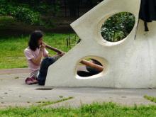 生涯学習!by Crazybowler-代々木公園