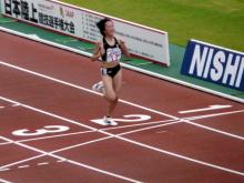 生涯学習!by Crazybowler-第95回日本選手権 女子5000m