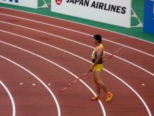 生涯学習!by Crazybowler-第95回日本選手権 やり投げ決勝