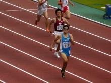 生涯学習!by Crazybowler-第95回日本選手権 男子400m