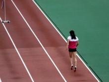 $生涯学習!by Crazybowler-第95回陸上競技日本選手権 女子走り幅跳び