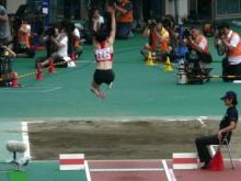 $生涯学習!by Crazybowler-第95回日本選手権 女子走り幅跳び