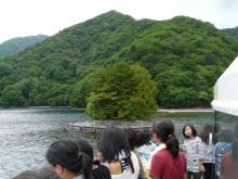 生涯学習!by Crazybowler-中禅寺湖 上野島