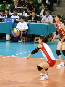 生涯学習!by Crazybowler-Woman Volleyball World Grand Prix JapanvsRussia