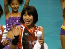 $生涯学習!by Crazybowler-2011女子バレーワールドグランプリ ロシア戦