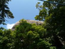 生涯学習!by Crazybowler-弥山頂上付近 厳島 大聖院コース