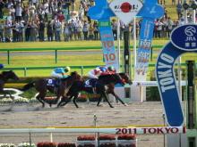生涯学習!by Crazybowler-2011第24回マイルチャンピオンシップ南部杯