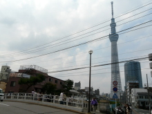 $生涯学習!by Crazybowler-東京スカイツリー 十間橋