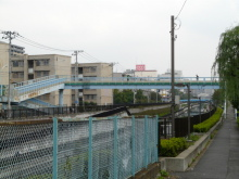 生涯学習!by Crazybowler-東京スカイツリー 柳島歩道橋
