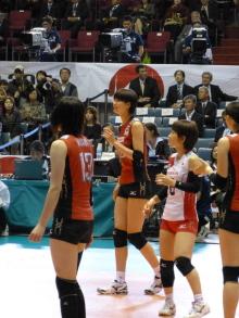 生涯学習!by Crazybowler-バレーボール 全日本女子代表2011