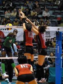 生涯学習!by Crazybowler-ワールドカップ女子バレー2011 日本vsケニア