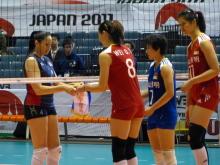 $生涯学習!by Crazybowler-ワールドカップ女子バレー2011 中国vsアメリカ