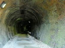 生涯学習!by Crazybowler-アプトの道 1号トンネル