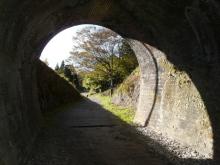 生涯学習!by Crazybowler-アプトの道 2号トンネル