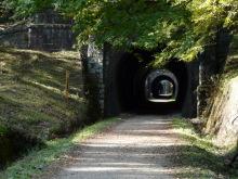 生涯学習!by Crazybowler-アプトの道 3号トンネル