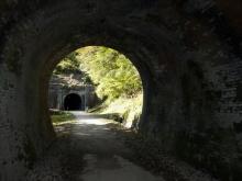 生涯学習!by Crazybowler-アプトの道 4、5号トンネル