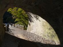 生涯学習!by Crazybowler-アプトの道 5号トンネル