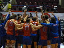 生涯学習!by Crazybowler-Men's Volleybal  World Cup2011 Russia vs Porland