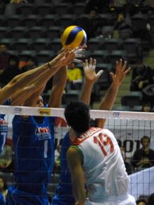 生涯学習!by Crazybowler-Men's Volleybal  World Cup2011 Italy vs Iran