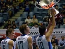 生涯学習!by Crazybowler-ワールドカップ 男子バレー表彰式