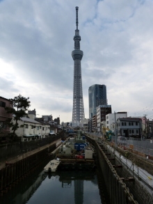 生涯学習!by Crazybowler-東京スカイツリー 十間橋
