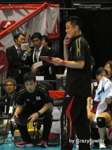 $生涯学習!by Crazybowler-女子バレー2012OQT 日本vsペルー