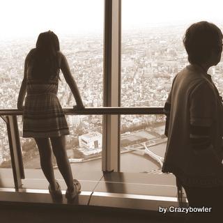 $生涯学習!by Crazybowler-東京スカイツリー 展望デッキ