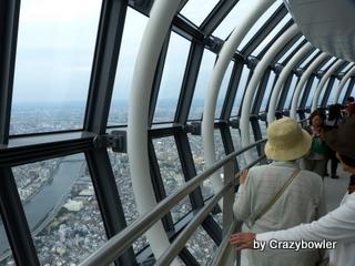 生涯学習!by Crazybowler-東京スカイツリー 展望回廊