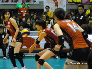 $生涯学習!by Crazybowler-ワールドカップ2011日本vs中国