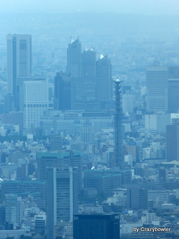 $生涯学習!by Crazybowler-東京スカイツリー展望回廊 防衛省舎B棟(通信塔)