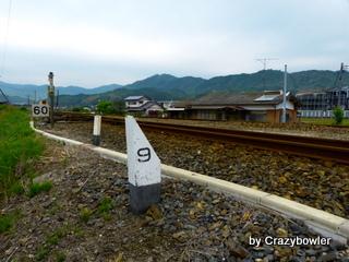 生涯学習!by Crazybowler-岩徳線 周防高森駅付近