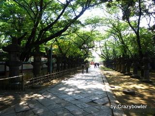 生涯学習!by Crazybowler-上野東照宮 上野恩賜公園