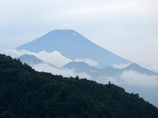 生涯学習!by Crazybowler-富士山2012/8/14