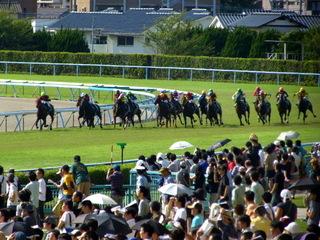 生涯学習!by Crazybowler-小倉競馬2012/8/19