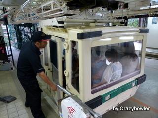 生涯学習!by Crazybowler-宮島ロープウェイ