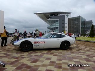 生涯学習!by Crazybowler-中京競馬場 トヨタ2000GT