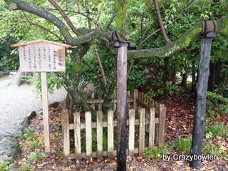 生涯学習!by Crazybowler-熱田神宮 ならずの梅