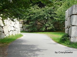 $生涯学習!by Crazybowler-萩城 二の丸門