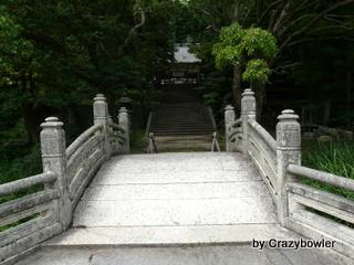 生涯学習!by Crazybowler-万歳橋 萩城跡