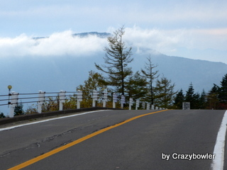生涯学習!by Crazybowler-国道292号線 標高2000m