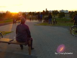 生涯学習!by Crazybowler-舎人公園2012/11中旬 足立区北西部